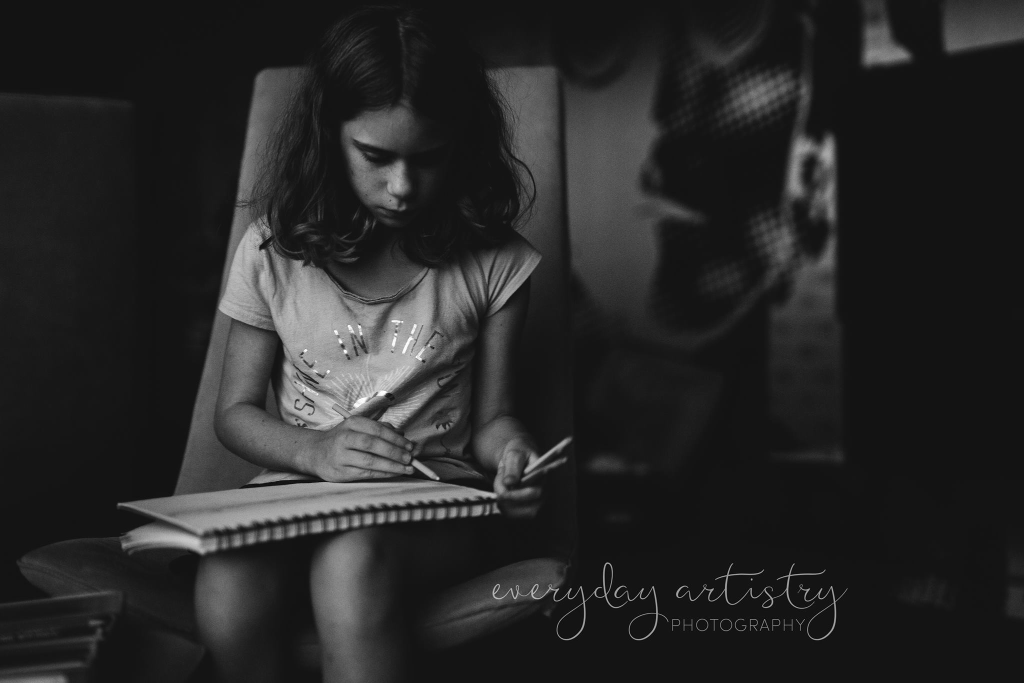 black and white child going beyond the pose everyday artistry photography
