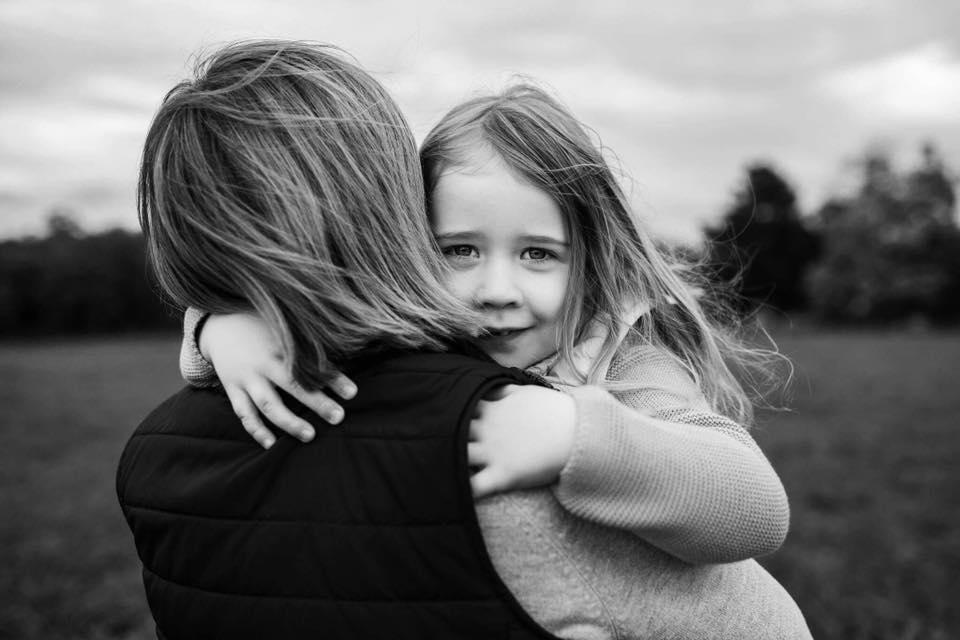 black and white beautiful emotive family photography posing lyndsay mills mcniff