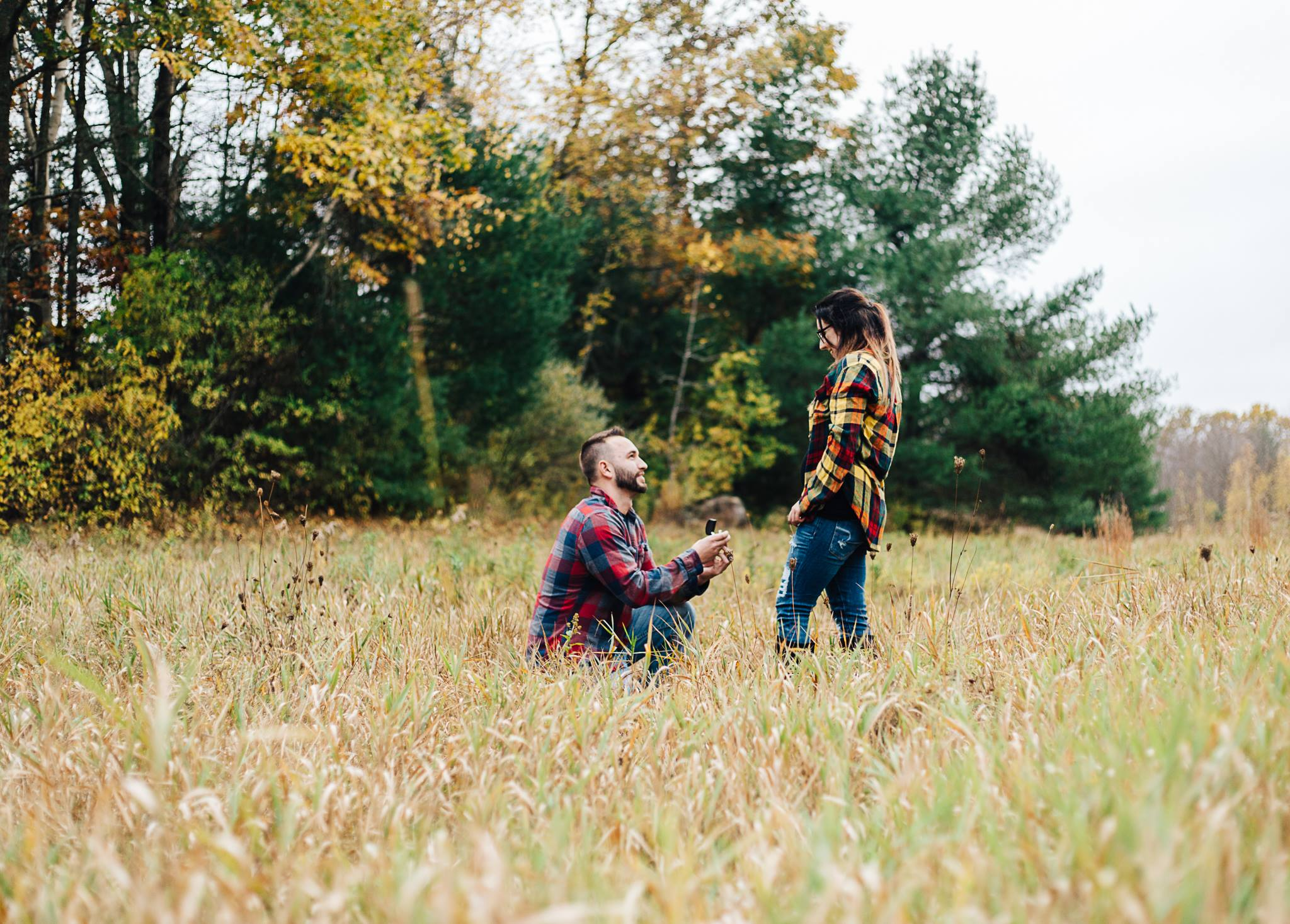 connected emotive family posing photography engagement proposal danielle lachance