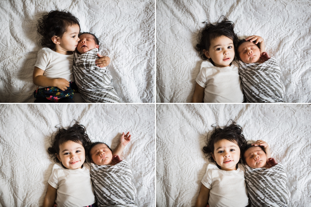 Connected and Emotive Newborn Photography | Seattle Family Photographer Elena S Blair