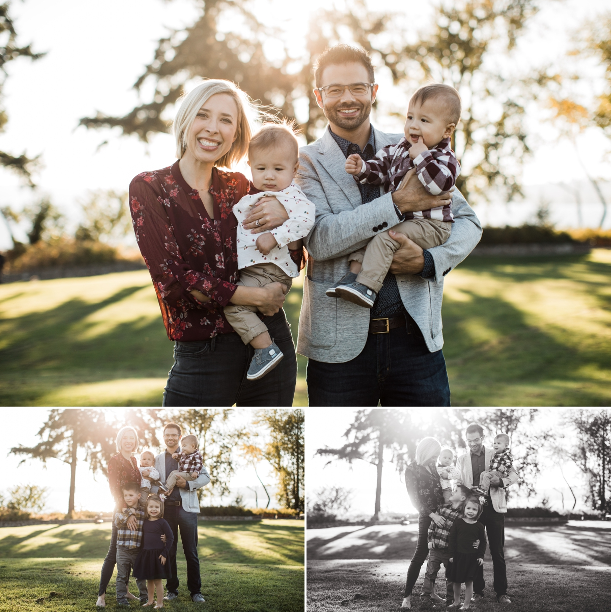 seattle lifestyle outdoor family photographer with big family elena s blair photography 1.jpg