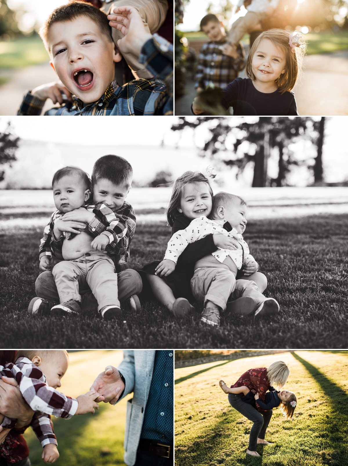 seattle lifestyle outdoor family photographer with big family elena s blair photography 6.jpg