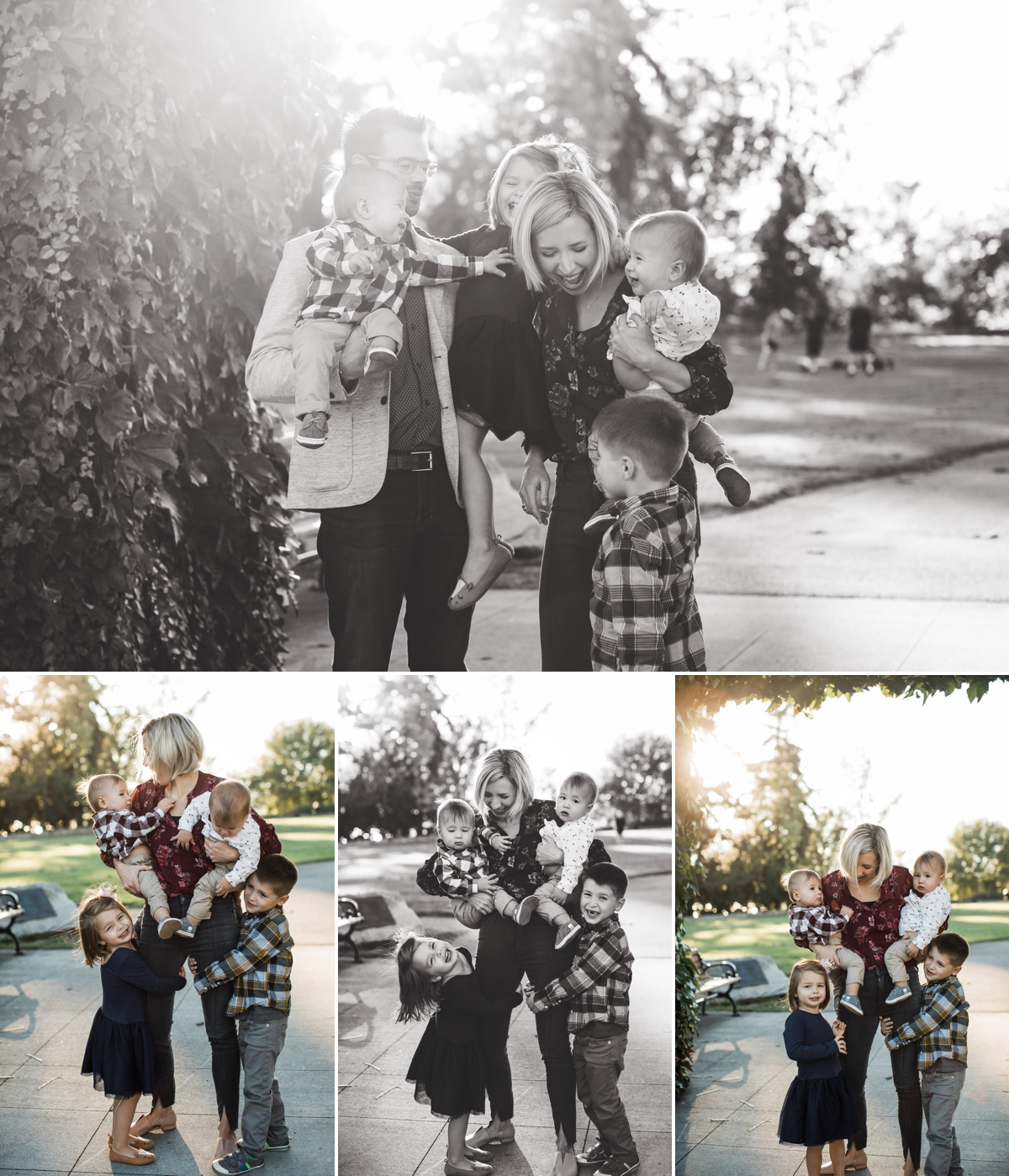 seattle lifestyle outdoor family photographer with big family elena s blair photography 8.jpg