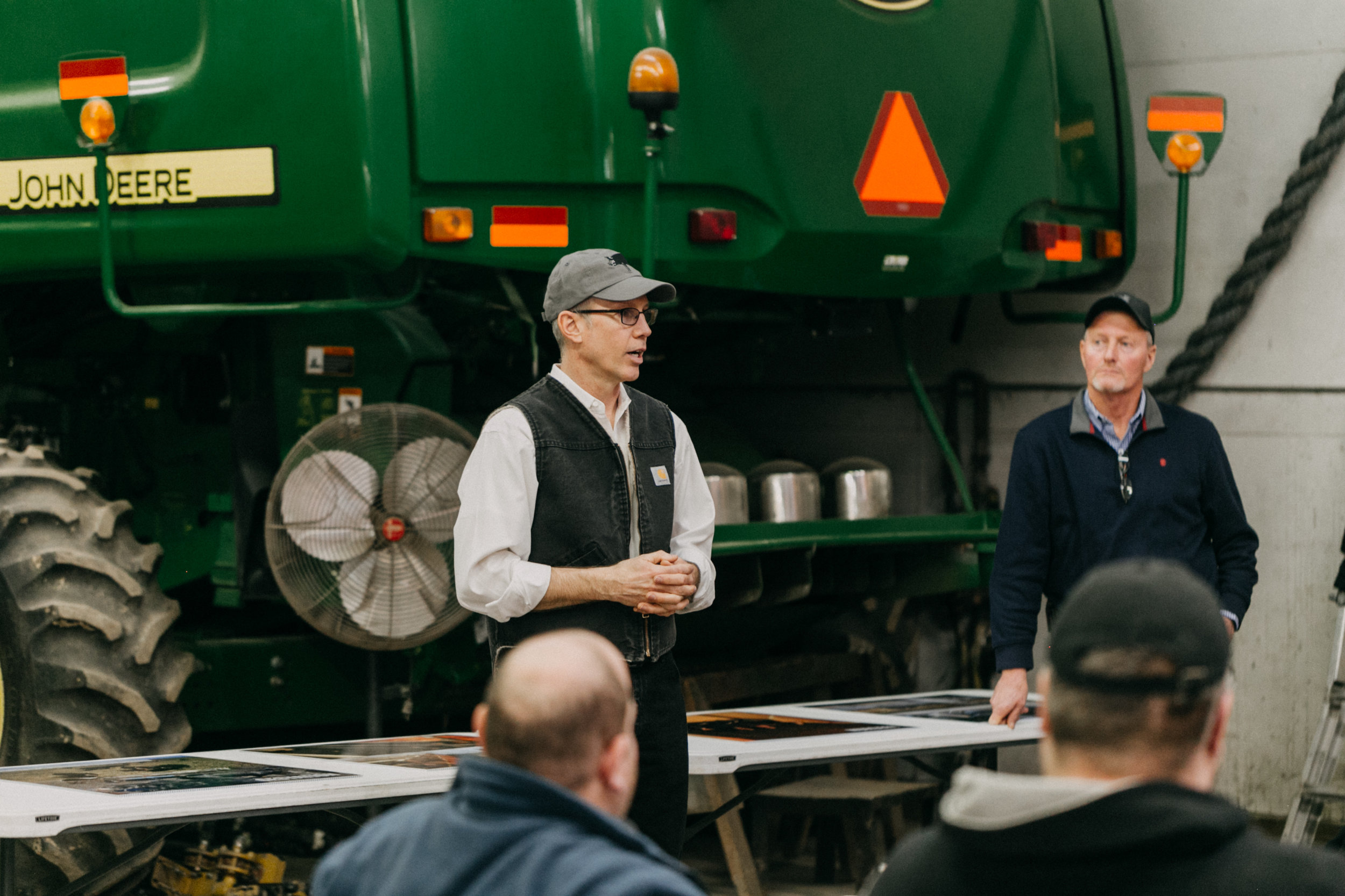 We believe that education is incredibly important, so we strive to keep our retailers up to date and understanding of our processes (often with field trips to our farms).