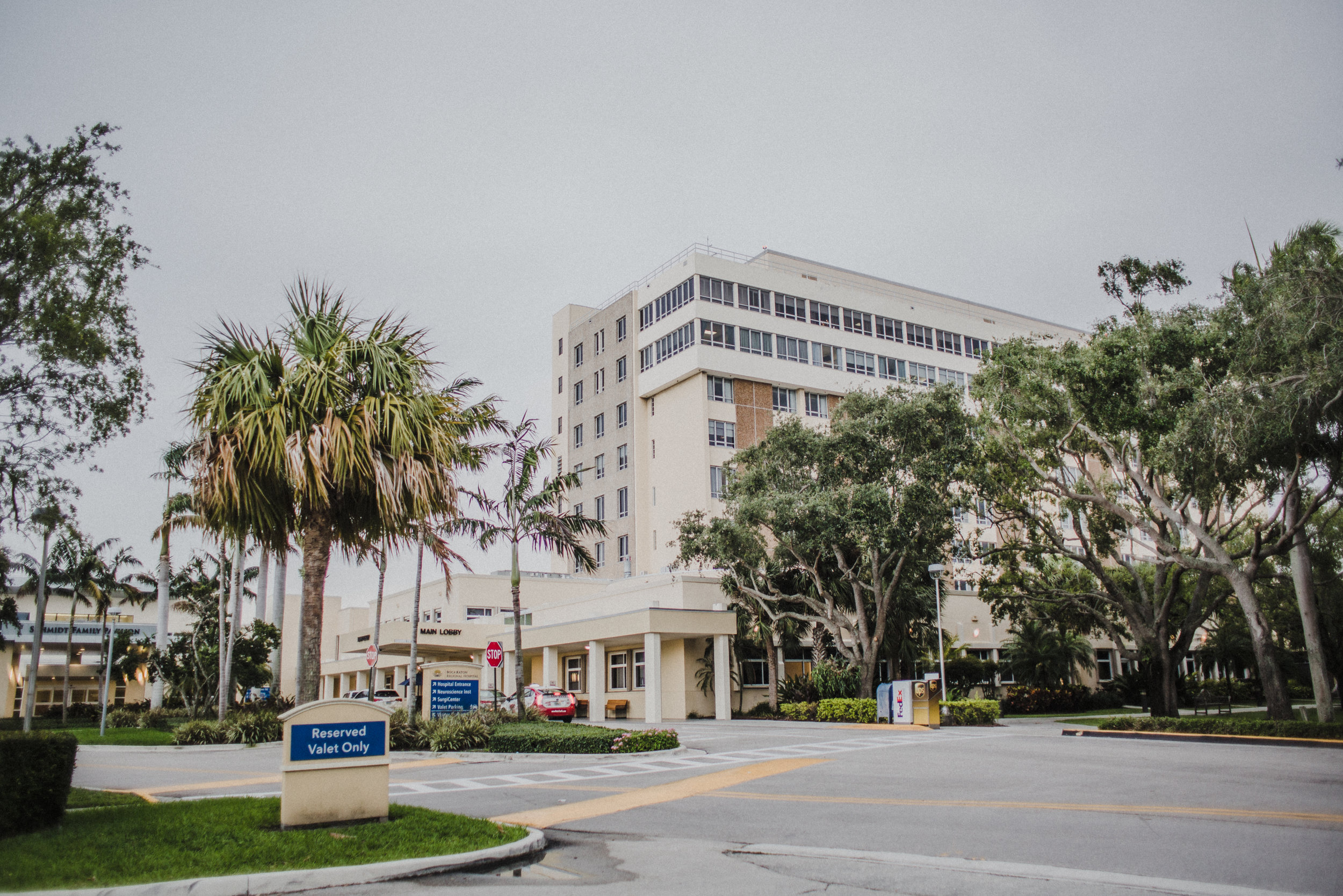 Boca Raton Regional Hospital, Boca Raton, Florida