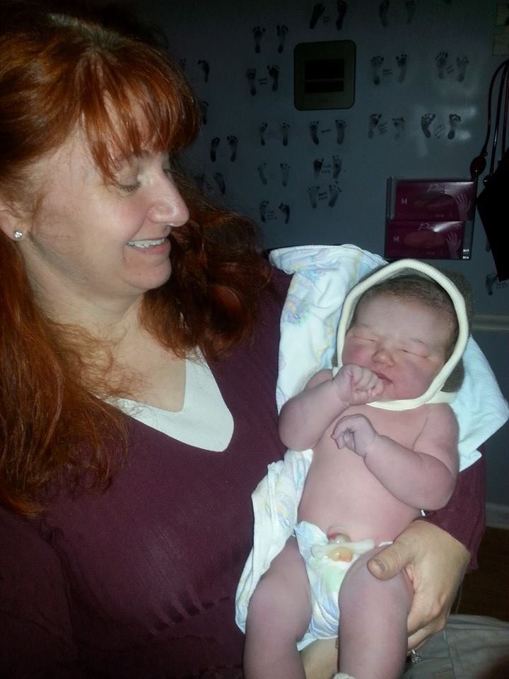 Dr. Carolin will attend births as part of an integrated support team.