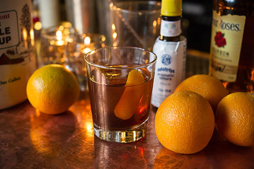 Please Don't Tell: Bentons old-fashioned