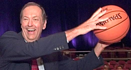 An unforgettable experience: Bill Bradley, now 72, served as the captain of the gold medal-winning U.S. men's basketball team at the 1964 Tokyo Olympics. | AP