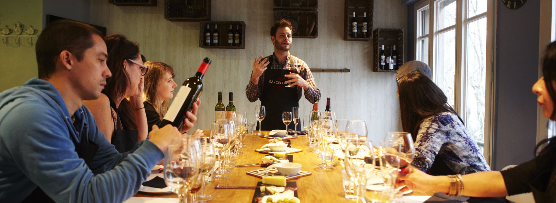 Wines, life and traveling: the perfect blend to evolve