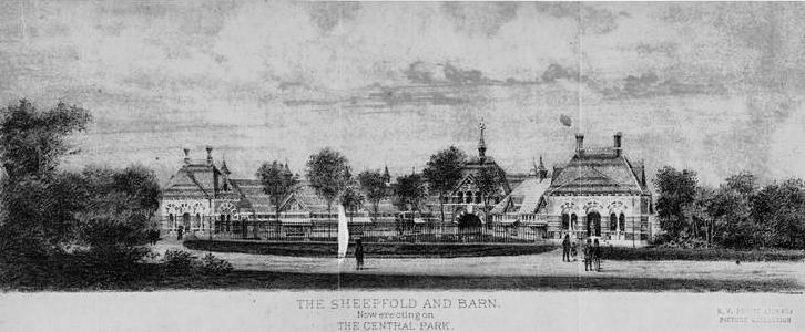 The Sheepfold and Barn (Image: Wikipedia)