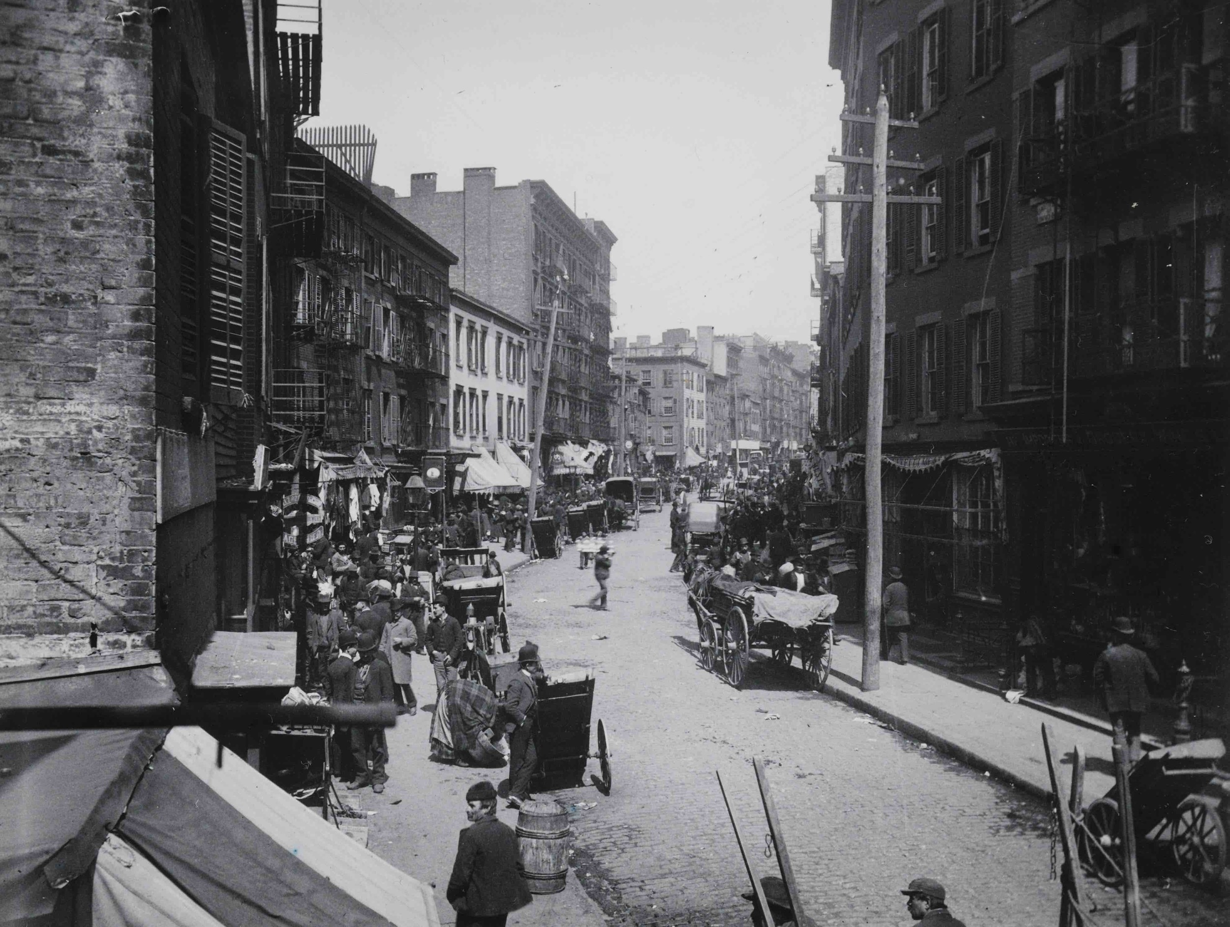 Photo: Jacob Riis