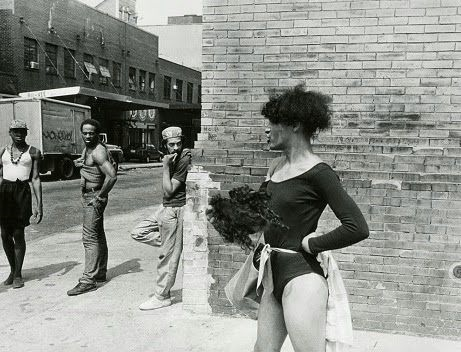 In the 1980s, as the industrial activities in the area continued their downturn, it became known as a center for drug dealing and prostitution, particularly involving transsexuals. (Photo: Jeff Cowen)