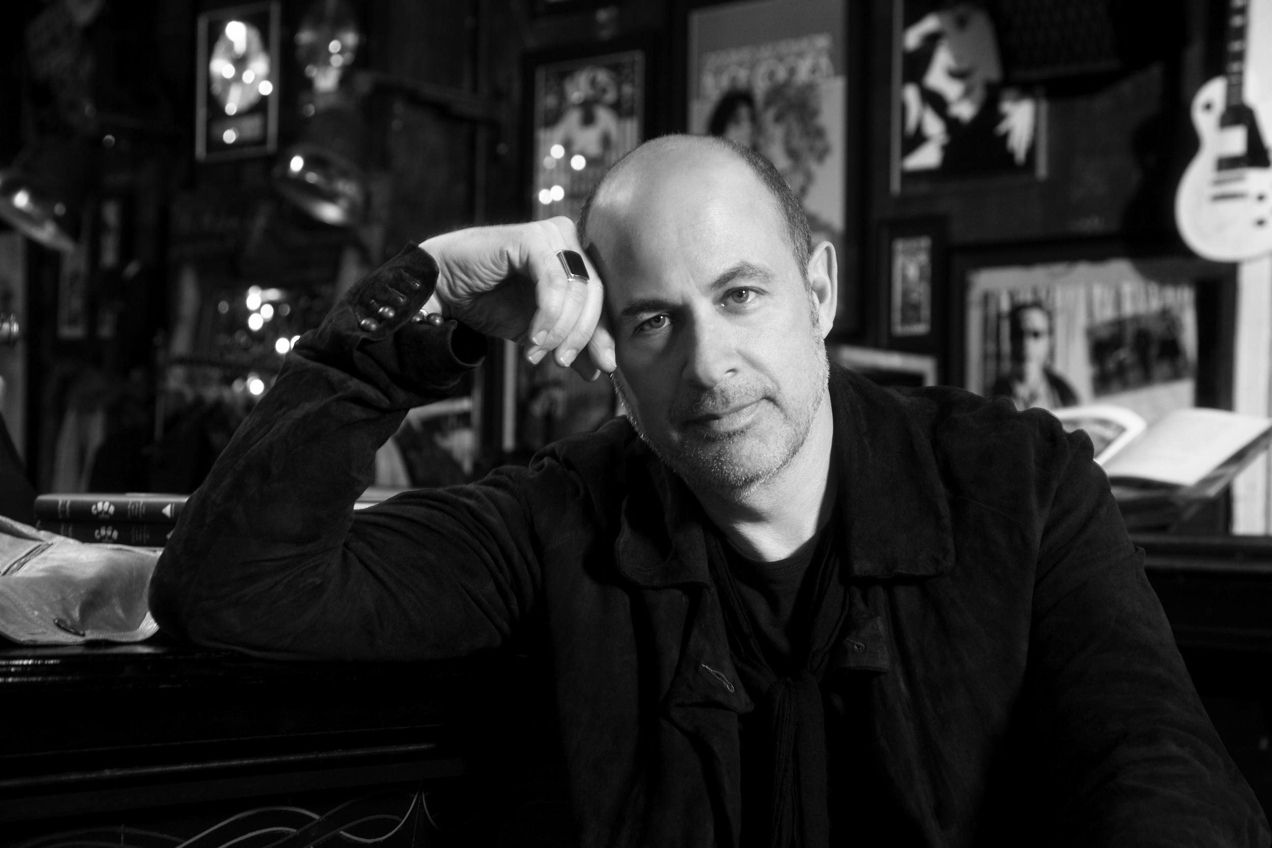 John Varvatos (2012)fashion designer