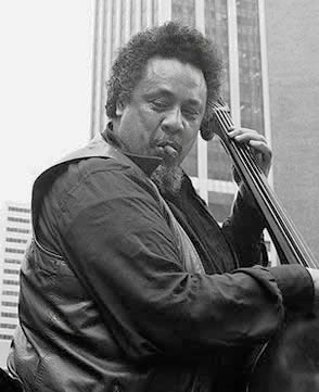 Jazz musician Charles Mingus
