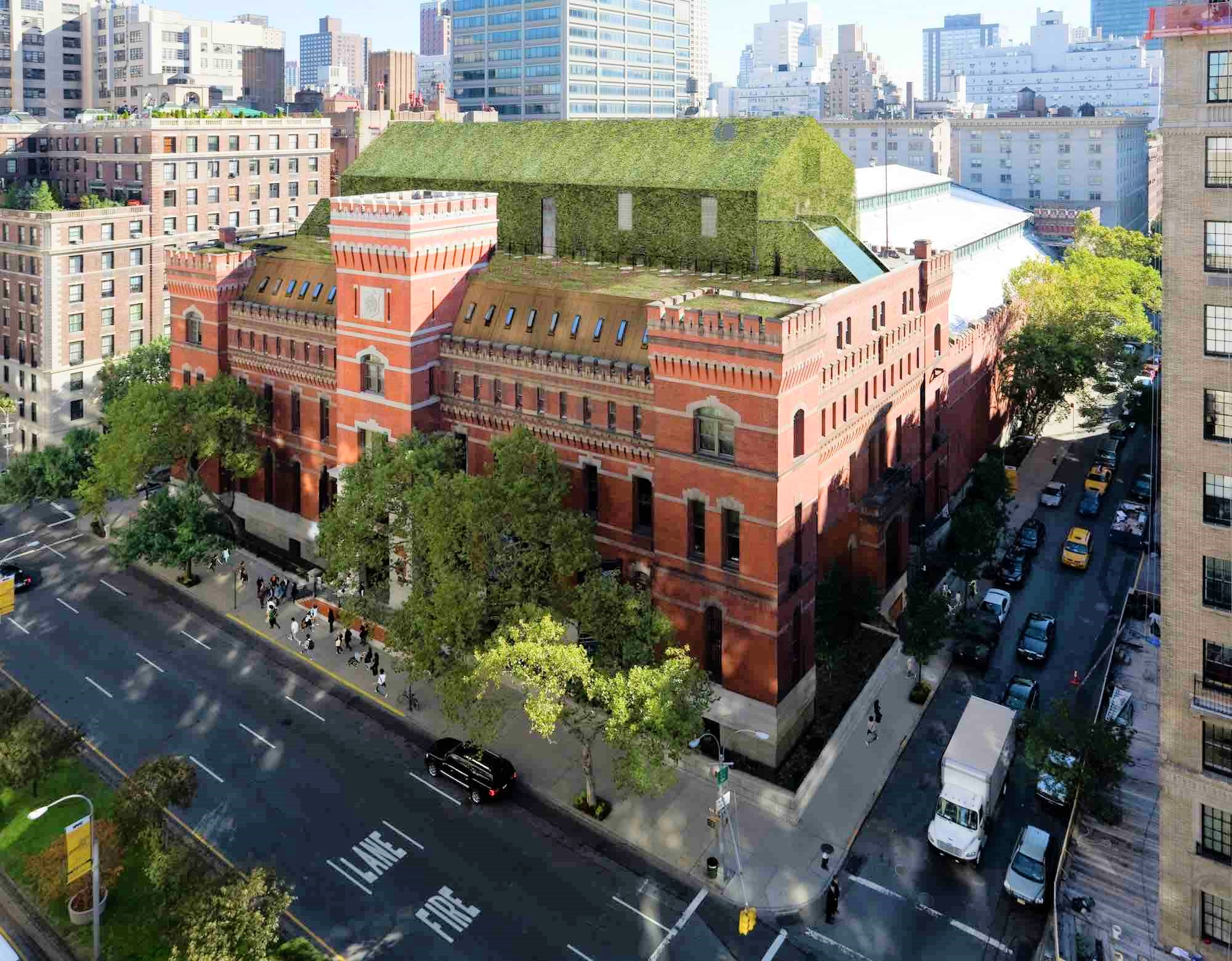 Part palace, part industrial shed, Park Avenue Armory fills a critical void in the cultural ecology of New York