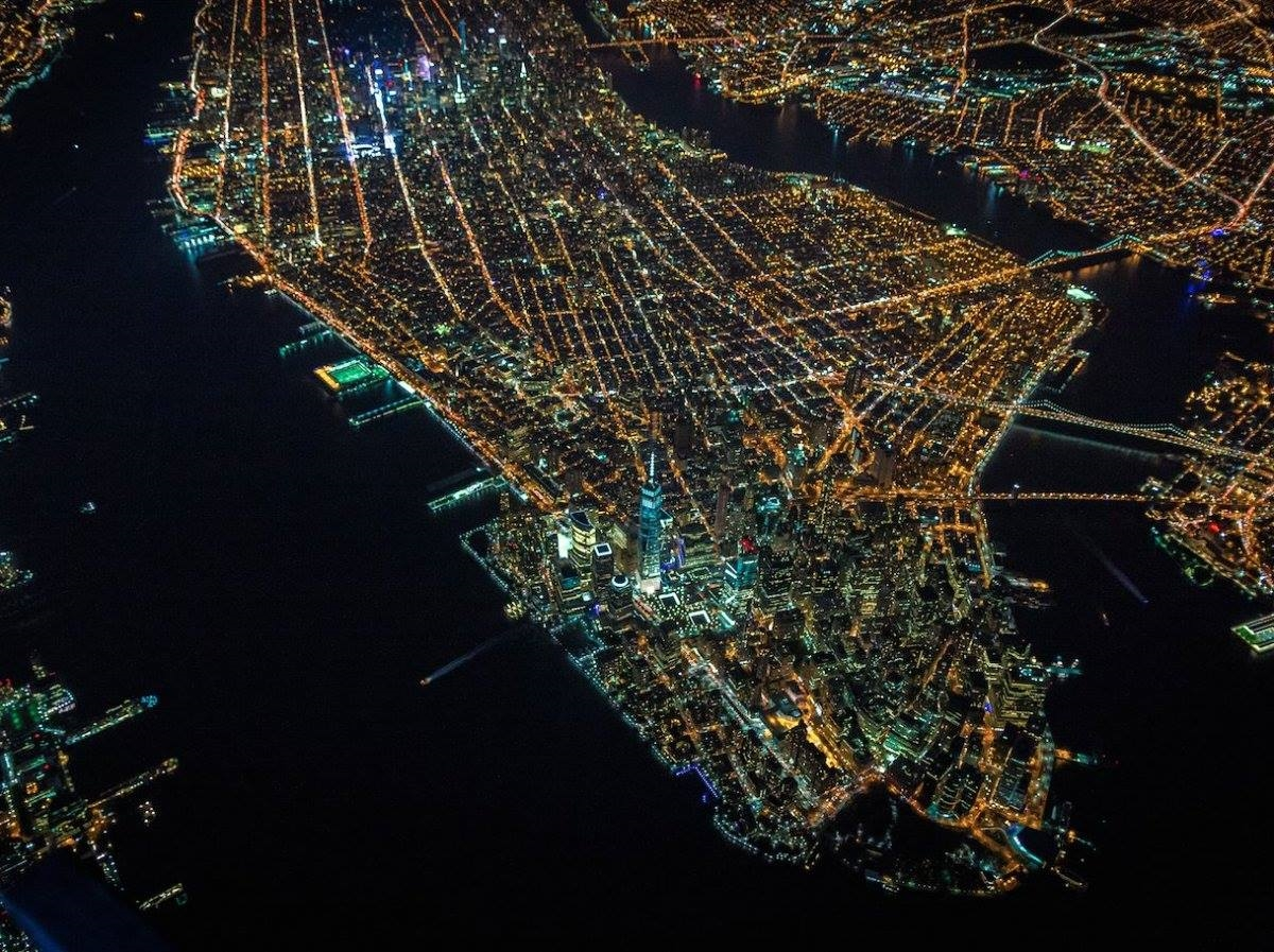 Click to see New York as never seen before