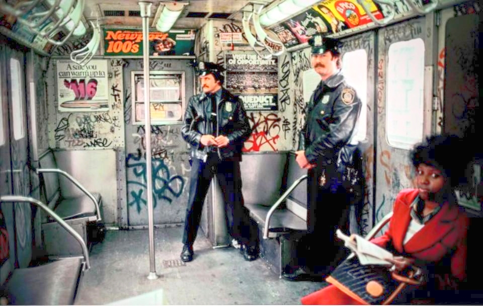 Click to experience a fantastic visual tour in New York back in the 1970s