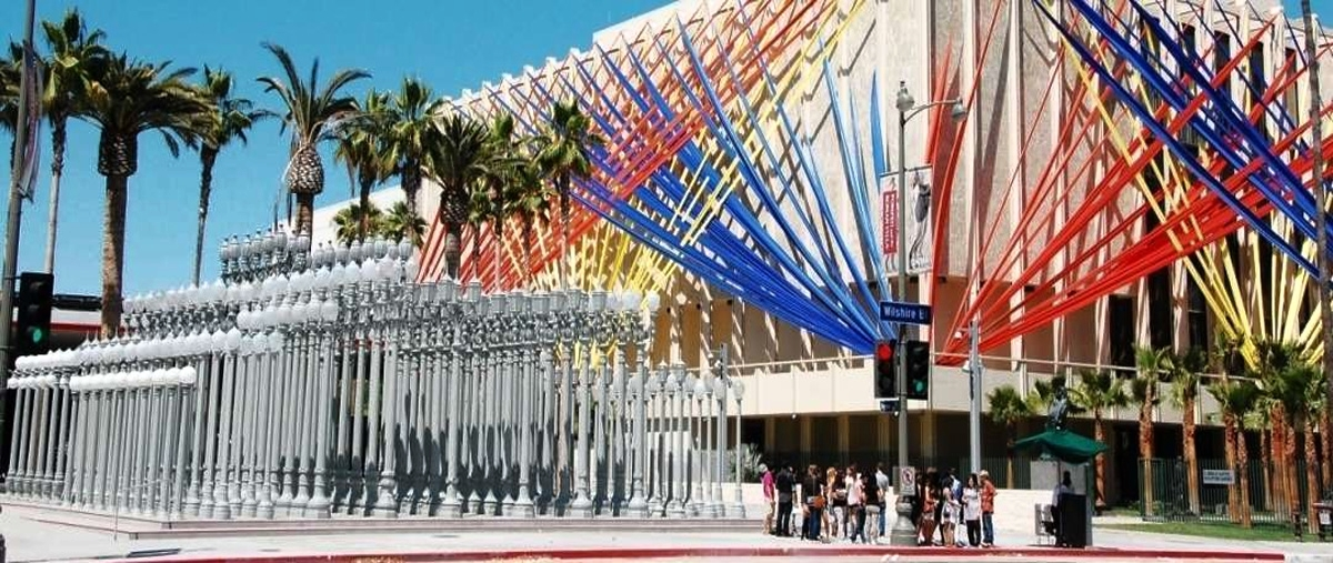 Los Angeles Museum of Art.    Click here to learn more.