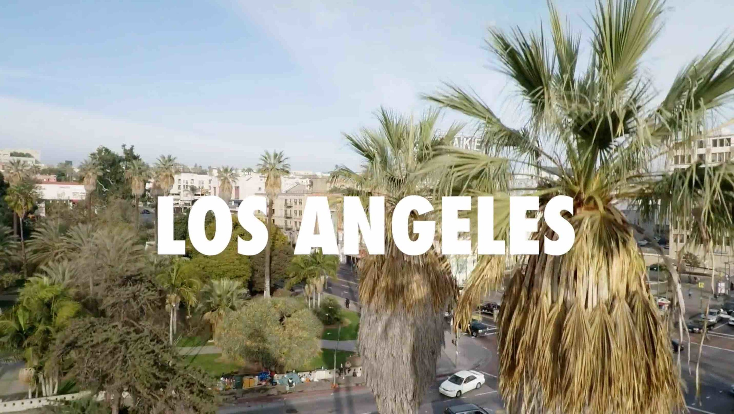 Click to navigate the streets of Los Angeles