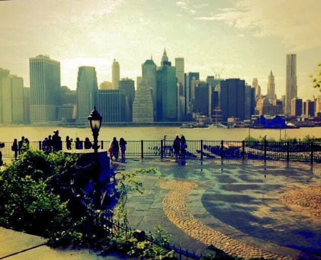 The Brooklyn Heights Promenade is one of the best spots to photograph Manhattan, and a great place to spend romantic moments.  Click here to read more .