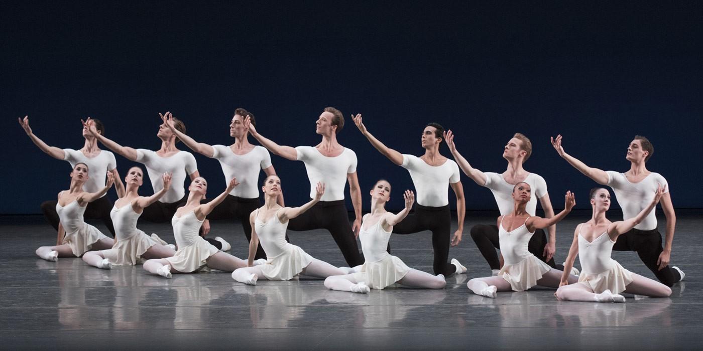 Balanchine Black & White: All Stravinsky