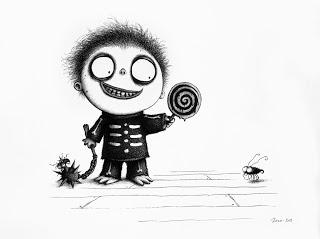 Illustrations by    Seb Mesnard
