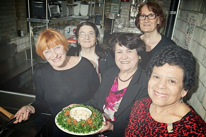 Nonnas in Training is a new project being rolled out by  Enoteca Maria .