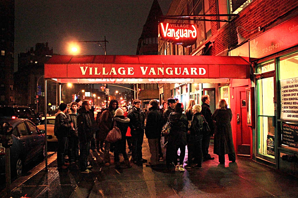 Village Vanguard (around since 1935):From iconic 1960s gigs by John Coltrane to who's playing here now, this club lives up to its name