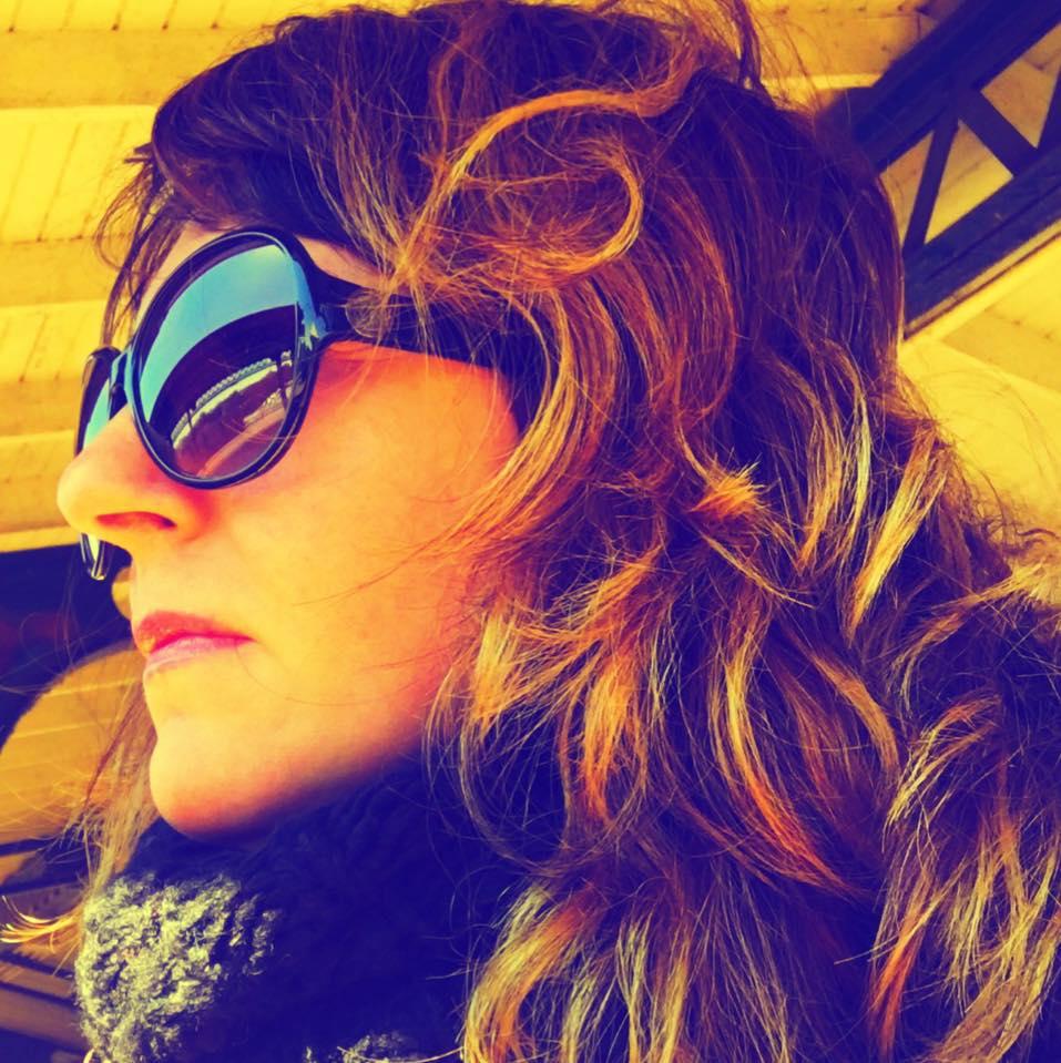 Alessandra Rosin, restauranteur, marketer and New York resident, loves her hair cut at    Astor Place Hair New York