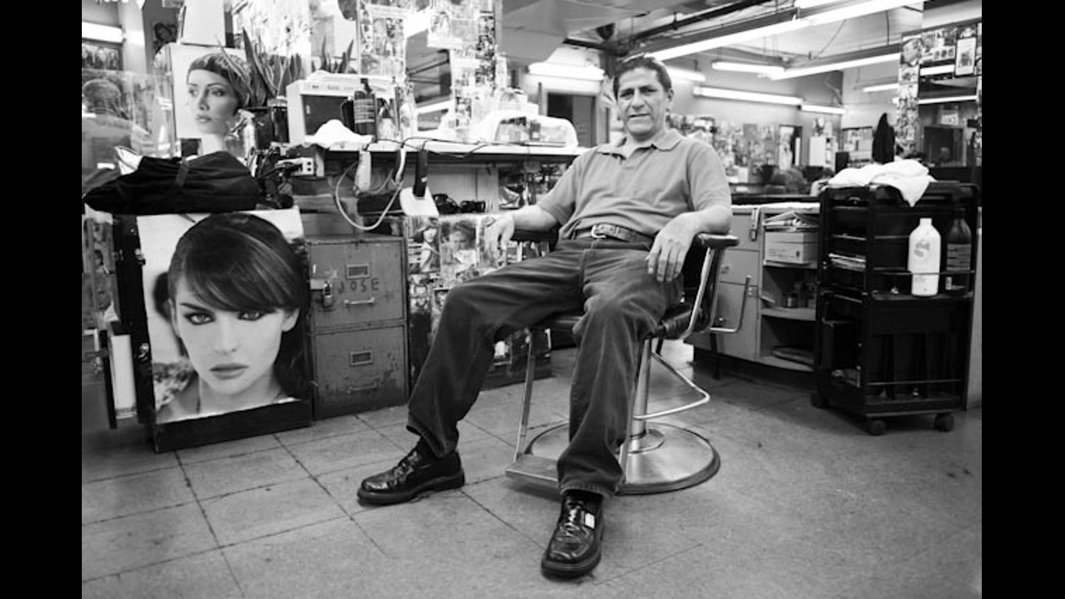 Since 1939, this legendary New York establishment has been creating the latest street hairstyles.