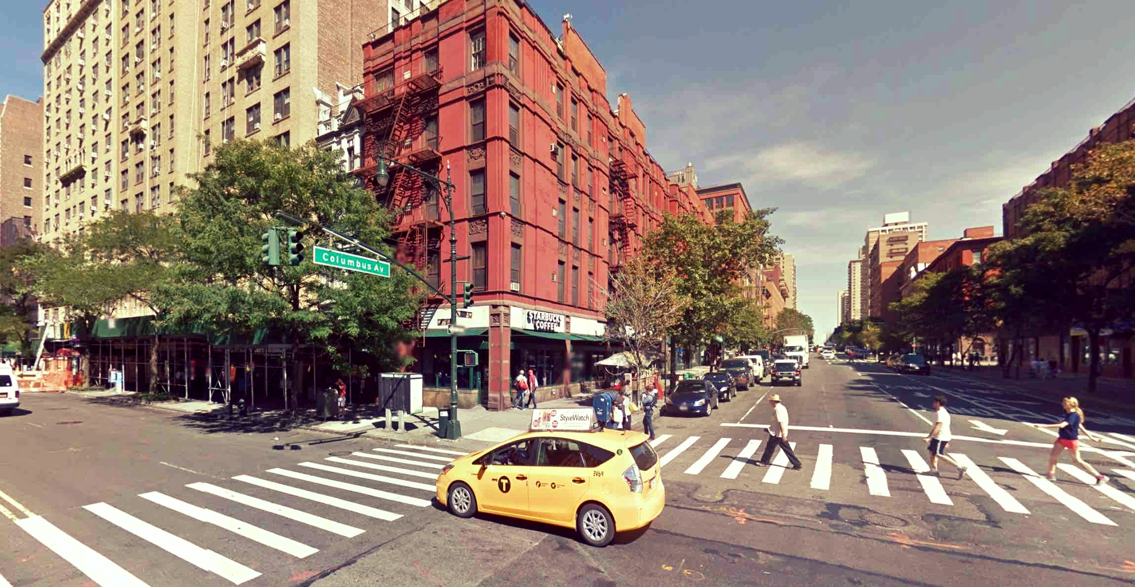 """In 2000, Google New York starts in a Starbucks on 86th Street with a one-person sales """"team."""""""