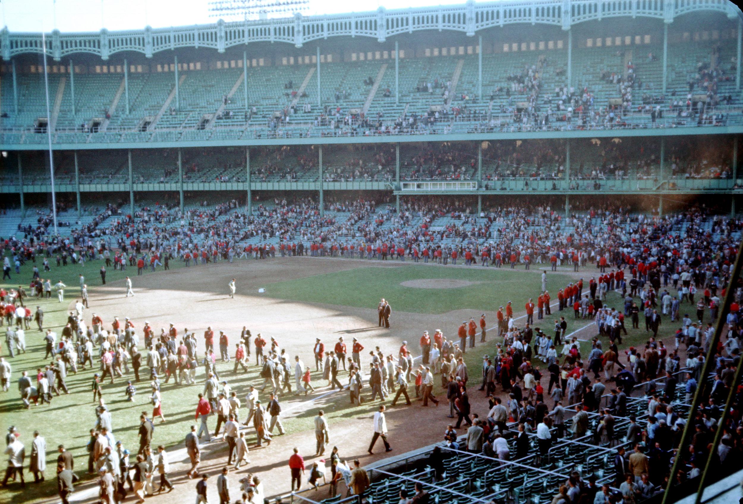 The old Yankee Stadium (1979)