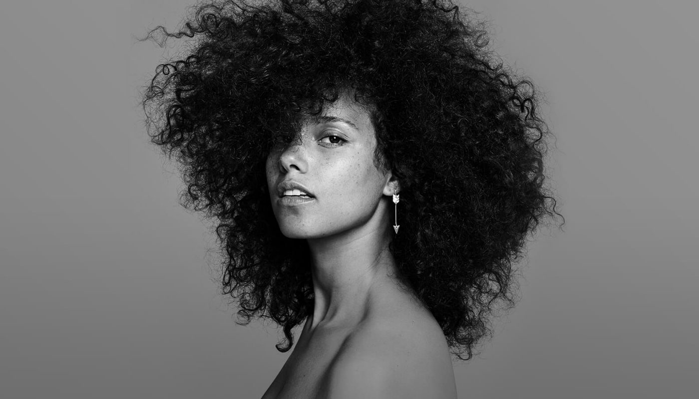 """Alicia Augello Cook (born January 25, 1981), known by her stage name Alicia Keys, is an American singer, songwriter, pianist and actress. Keys released her debut album with J Records, having had previous record deals first with Columbia and then Arista Records. Keys' debut album,Songs in A Minor was released in 2001, producing her first Billboard Hot 100 number-one single """"Fallin'"""", and selling over 12 million copies worldwide. The album earned Keys five Grammy Awards in 2002.Her sophomore album,The Diary of Alicia Keys, was released in 2003, spawning successful singles """"You Don't Know My Name"""", """"If I Ain't Got You"""" and """"Diary"""", and selling 8 million copies worldwide.The duet song """"My Boo"""" with Usher scored her a second number-one single in 2004. The album garnered her an additional four Grammy Awards in 2005.Later that year, she released her first live album,Unplugged, becoming the first woman to have an MTV Unplugged album debut at number one."""