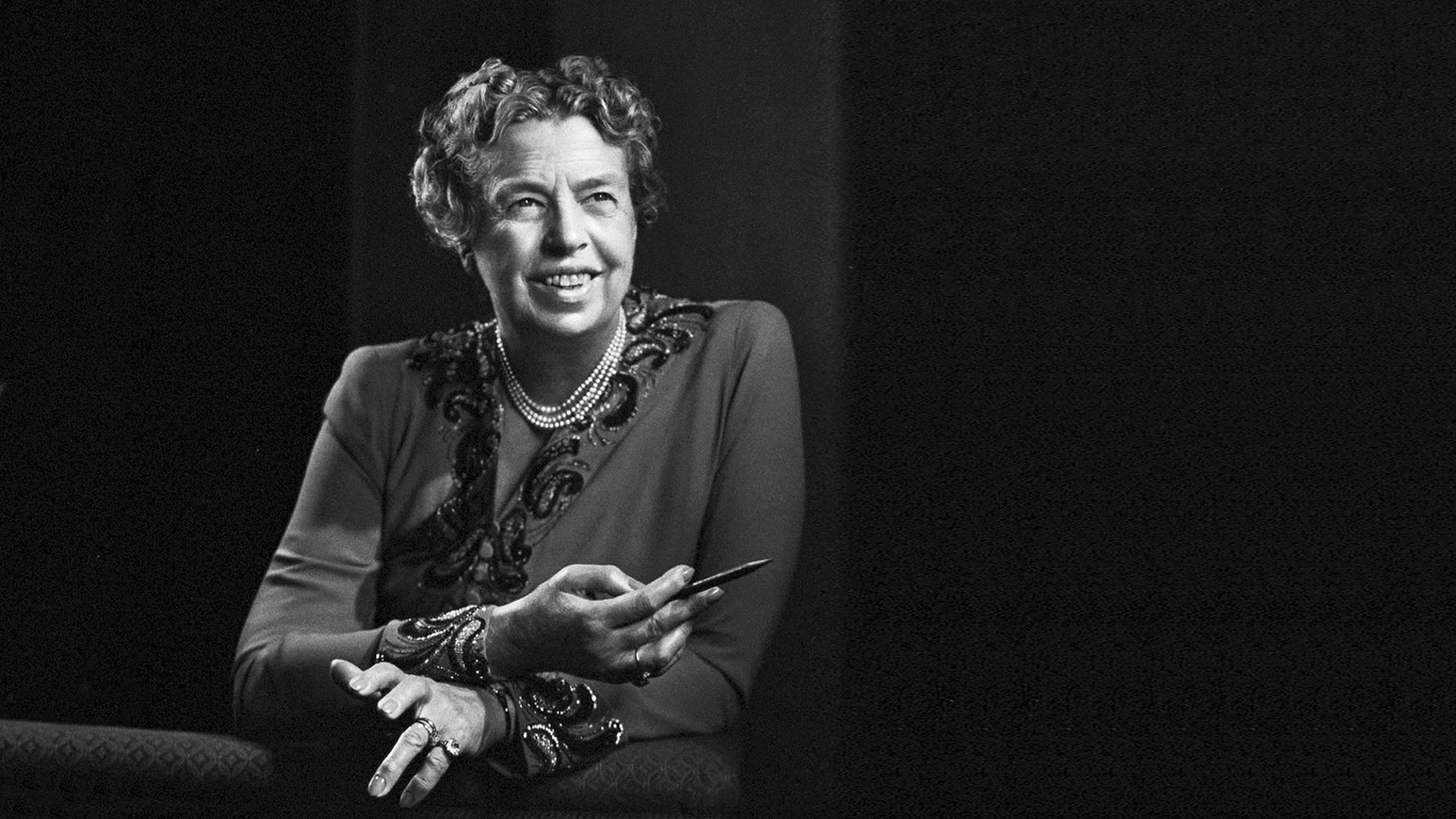 """Anna Eleanor Roosevelt (October 11, 1884 – November 7, 1962) was an American politician, diplomat, and activist.She was the longest-serving First Lady of the United States, having held the post from March 1933 to April 1945 during her husband President Franklin D. Roosevelt's four terms in office,and served as United States Delegate to the United Nations General Assembly from 1945 to 1952.President Harry S. Truman later called her the """"First Lady of the World"""" in tribute to her human rights achievements."""