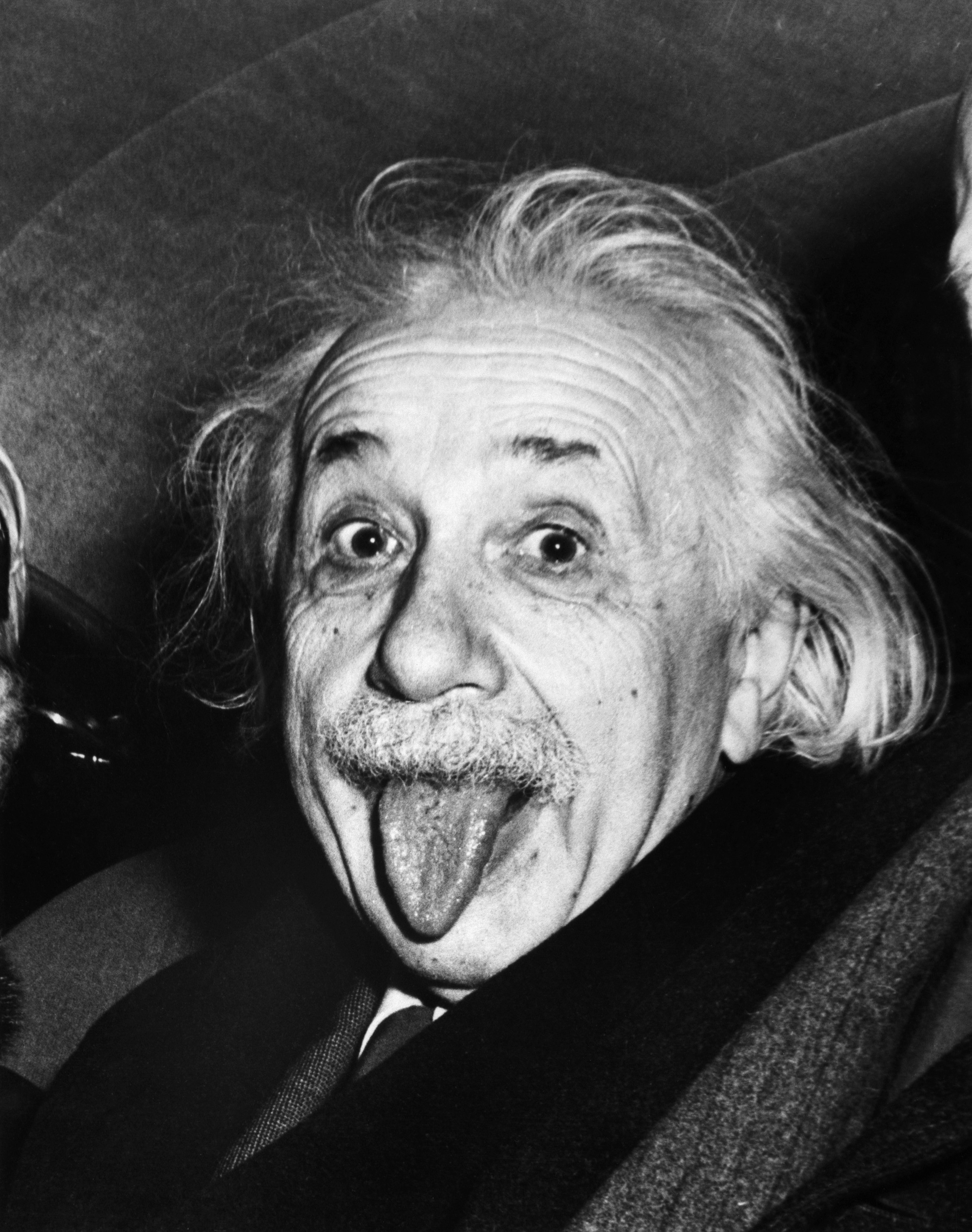 "Albert Einstein (14 March 1879 – 18 April 1955) was a German-born theoretical physicist. He developed the theory of relativity, one of the two pillars of modern physics (alongside quantum mechanics). Einstein's work is also known for its influence on the philosophy of science. Einstein is best known in popular culture for his mass–energy equivalence formula E = mc2 (which has been dubbed ""the world's most famous equation""). He received the 1921 Nobel Prize in Physics ""for his services to theoretical physics, and especially for his discovery of the law of the photoelectric effect"", a pivotal step in the evolution of quantum theory."