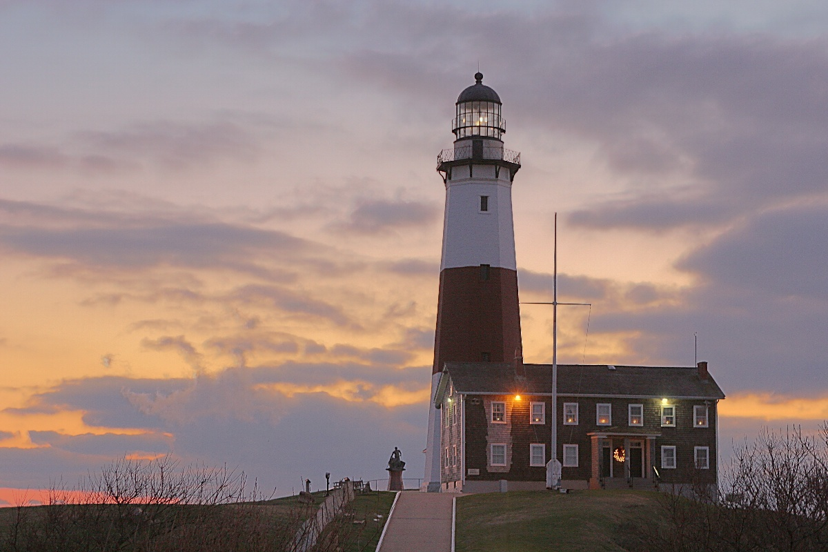 Montauk's lighthouse