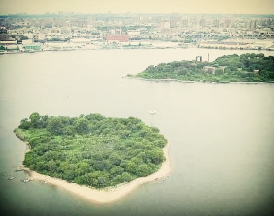 South Brother Island was sold for $10 in 1975. South Brother, situated between the Bronx and Queens and within sight of the Rikers Island guard towers, will most likely be left as it is, officials said, preserved as a nature sanctuary and administered by the city's Department of Parks and Recreation.
