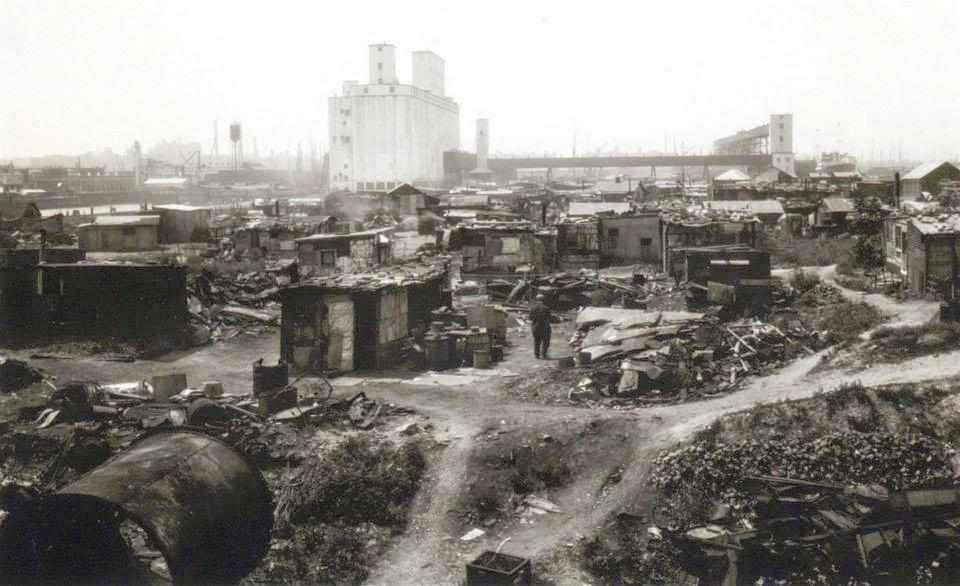 Bushwick, Brooklyn (1930) | Image:New York City, Department of Records