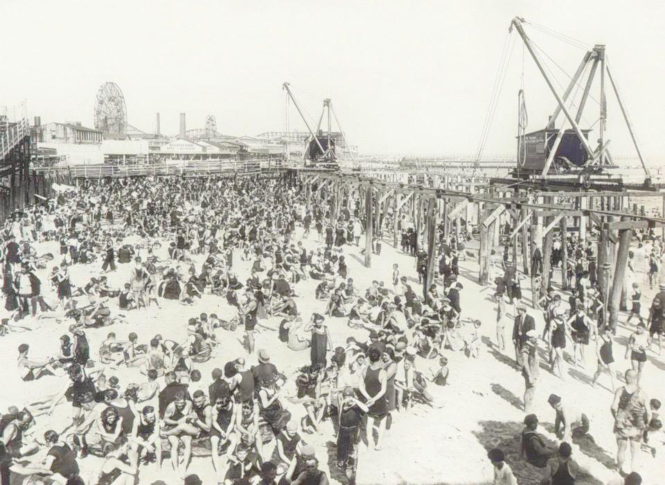 Coney Island    (1923) | Image:New York City, Department of Records