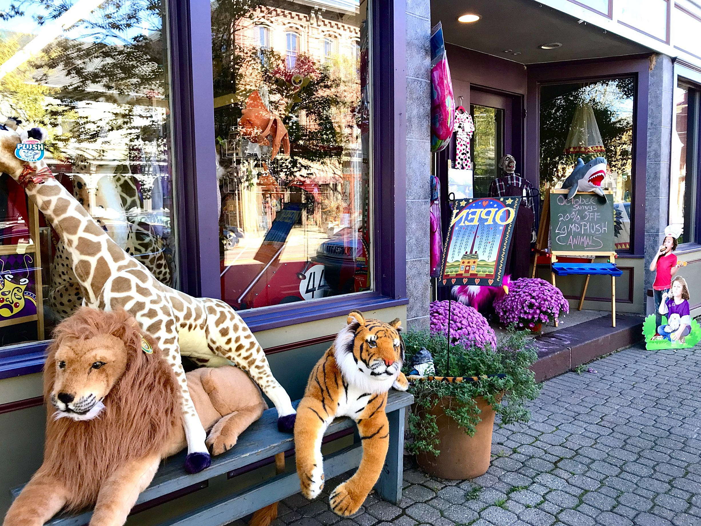 Characteristic Kid Store in Frenchtown New Jersey