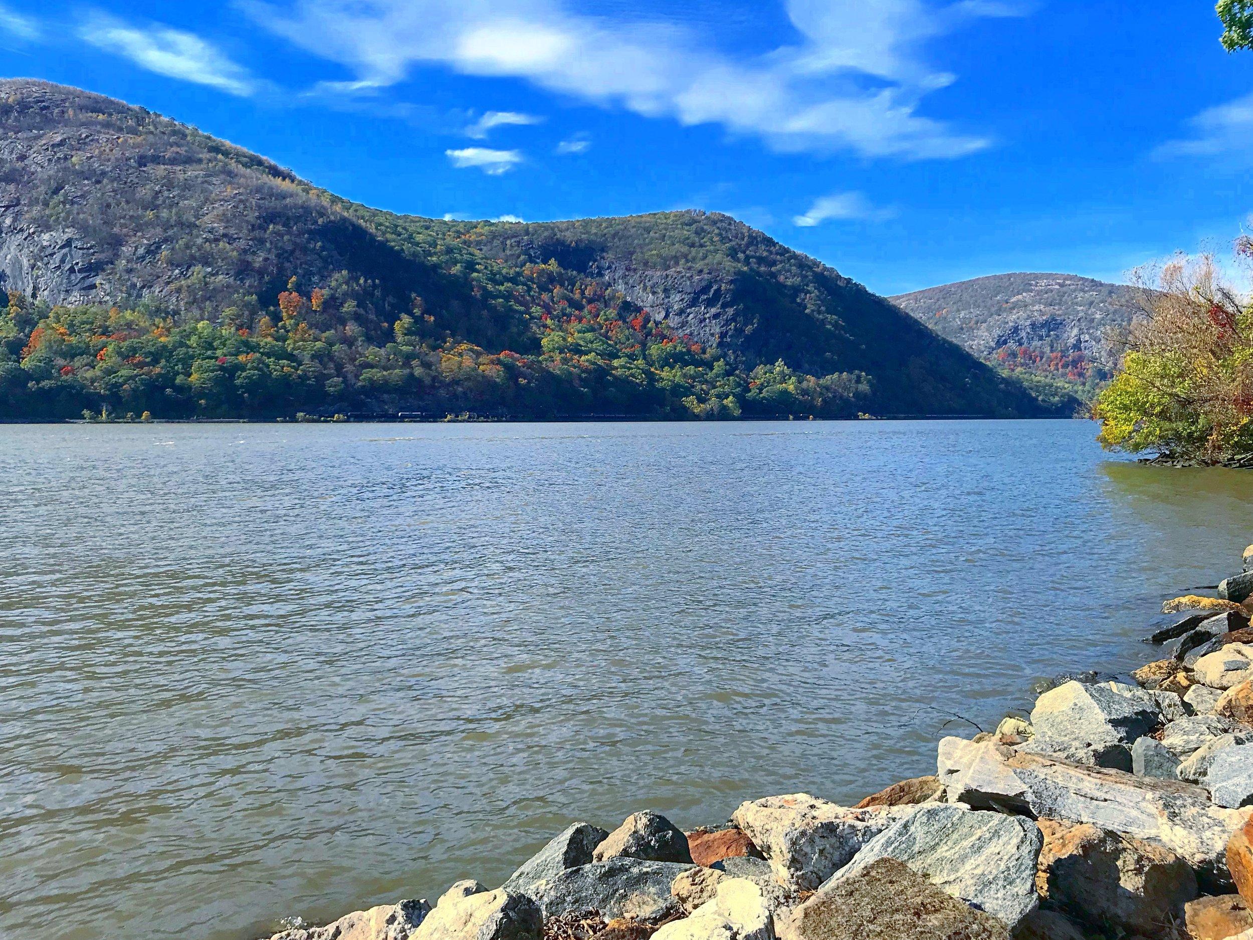 The Hudson River, Cold Spring - NY