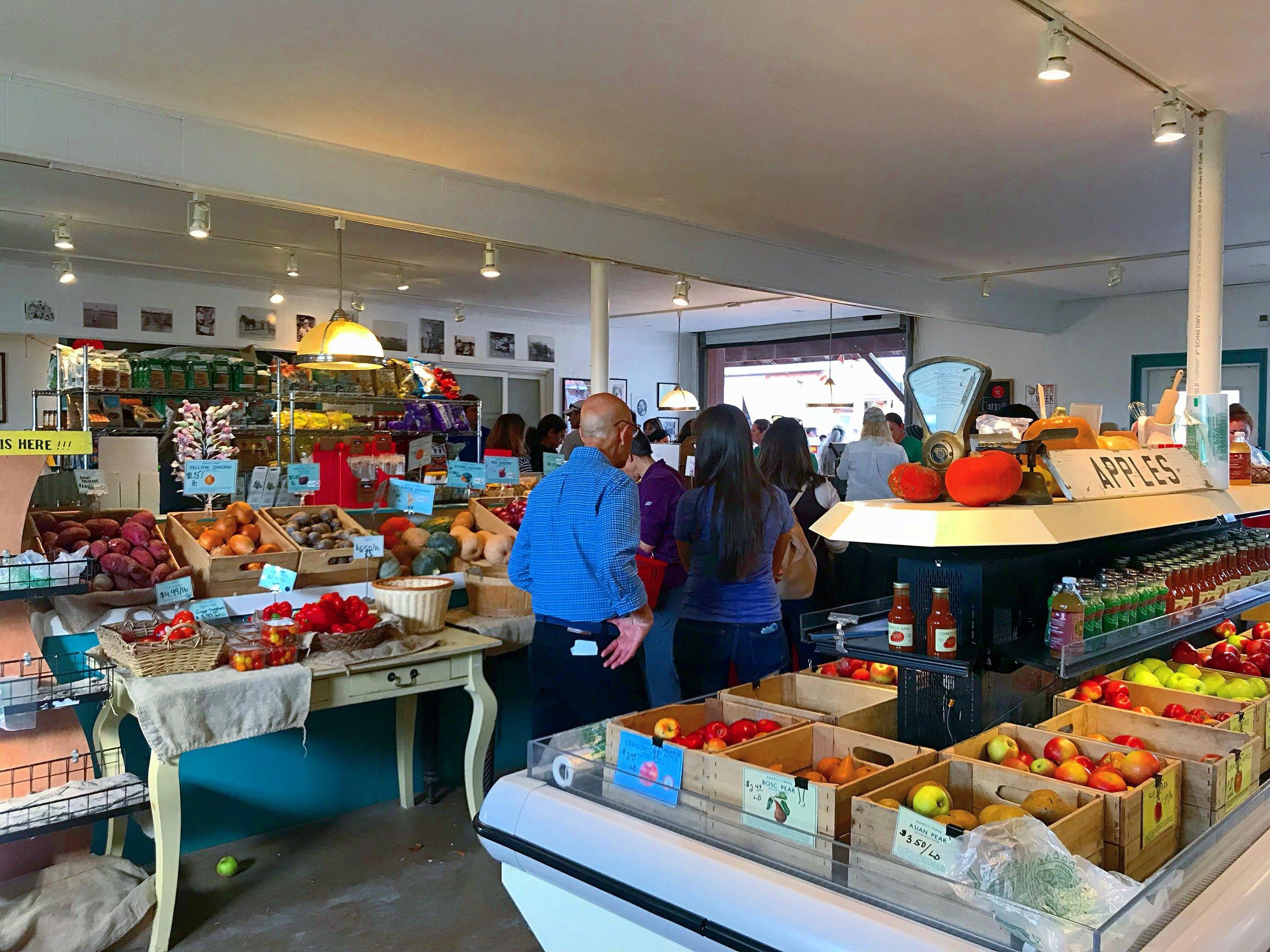 The Store at the Fishkill Farms, NY