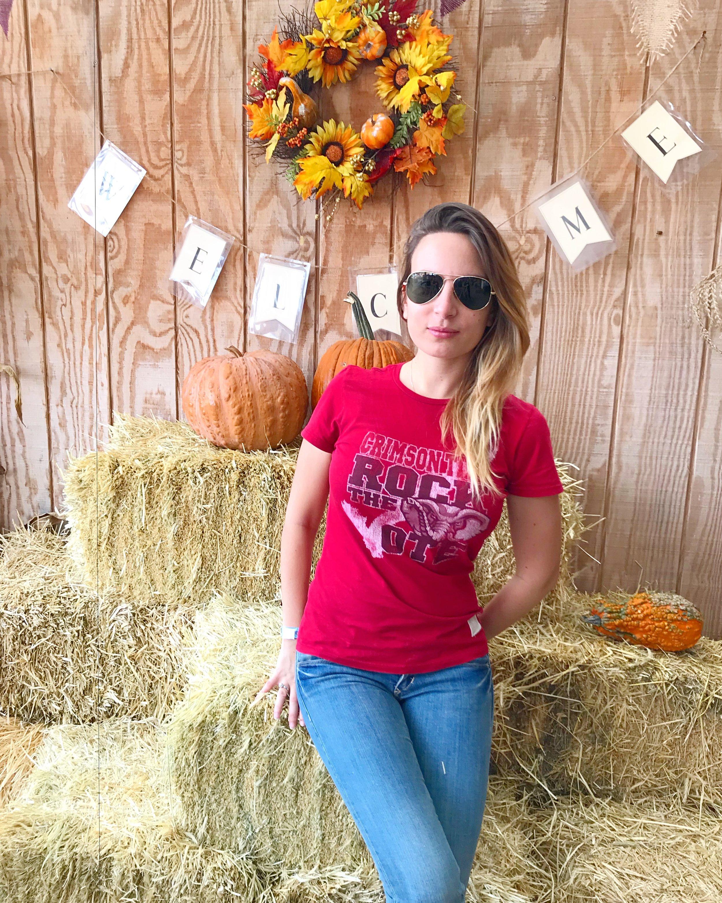 A day in a Farm, Fishkill Farms, New York