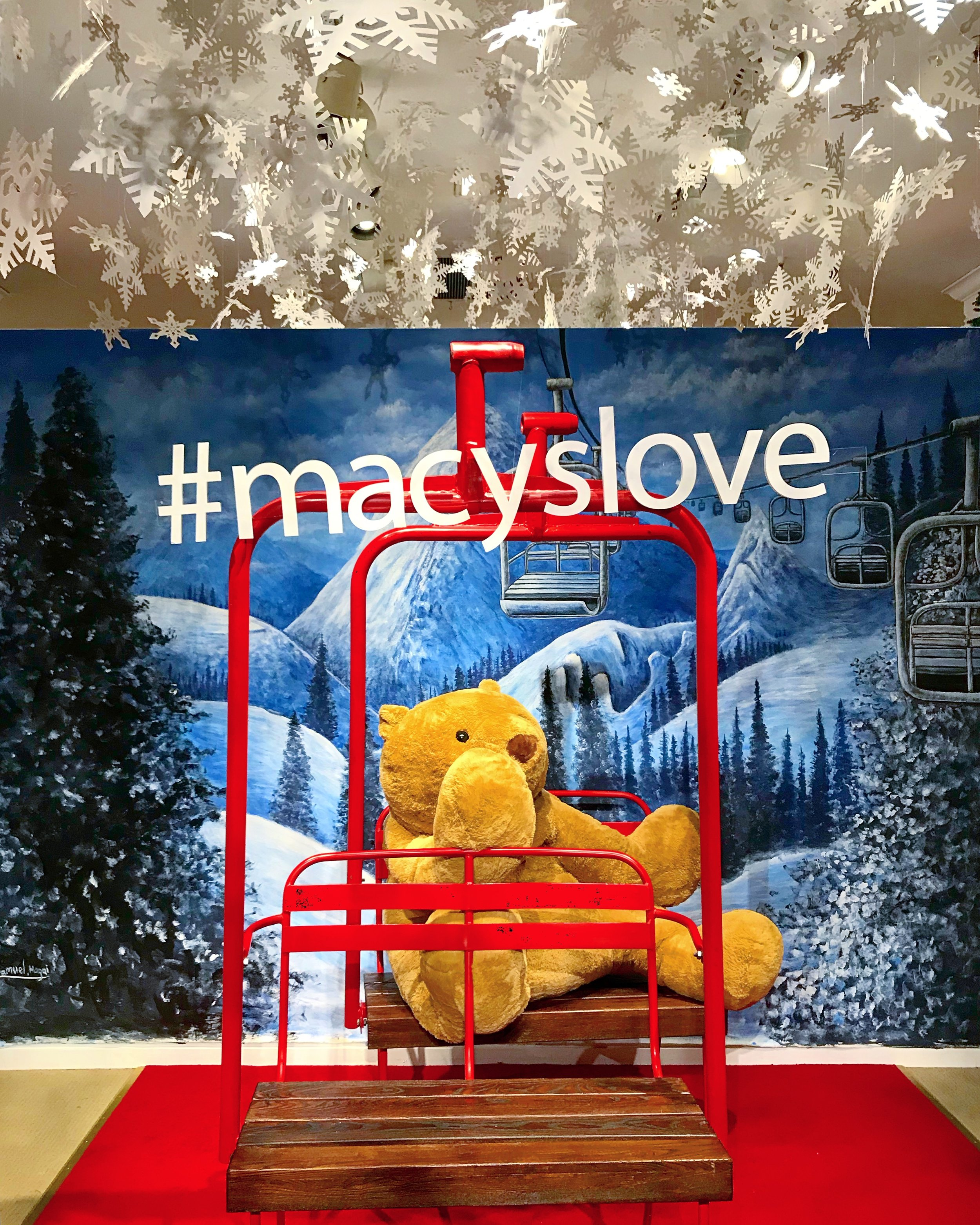 Macy's Christmas Love