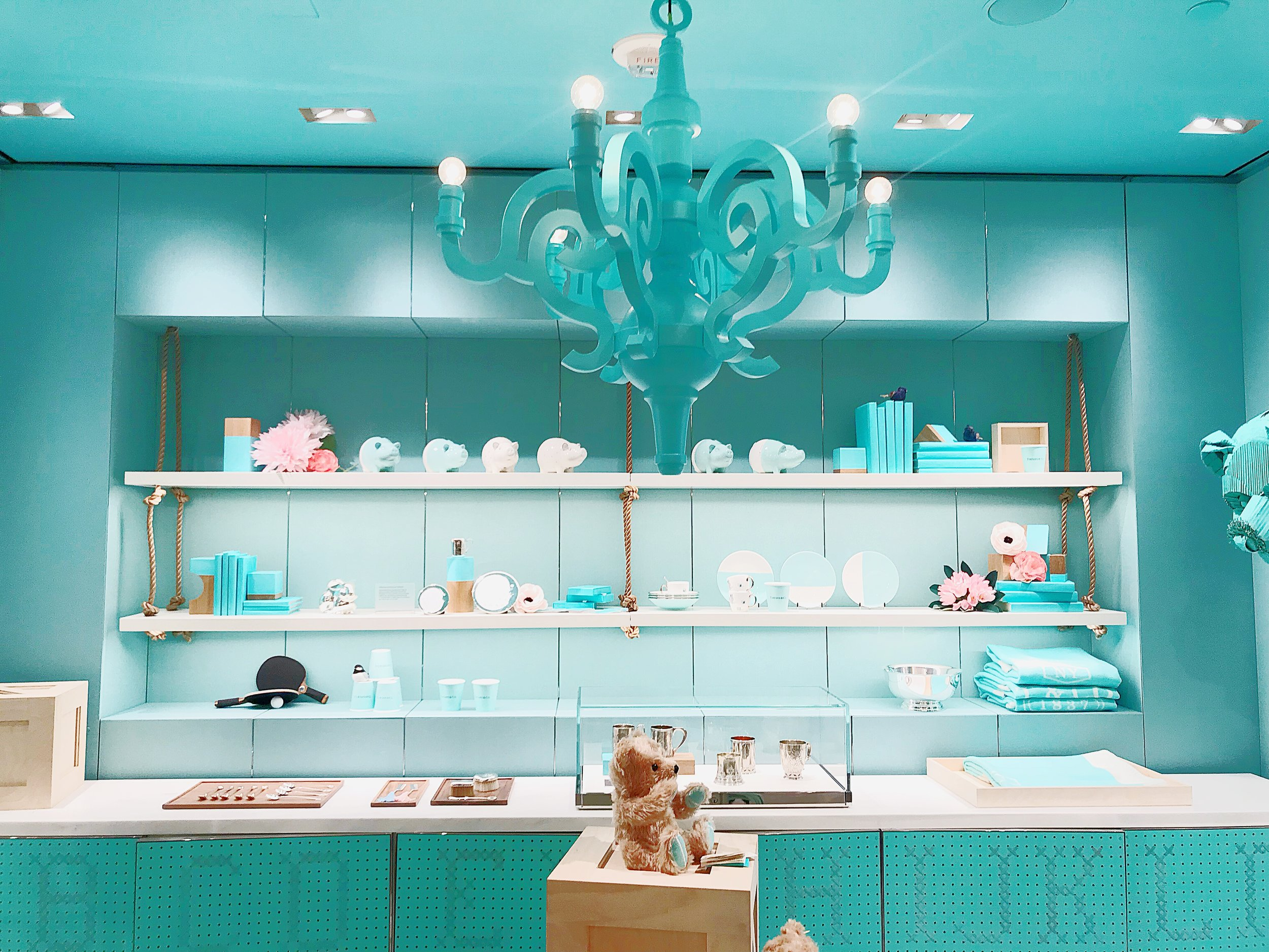 The Home Collection at Tiffany's - 4th Fllor