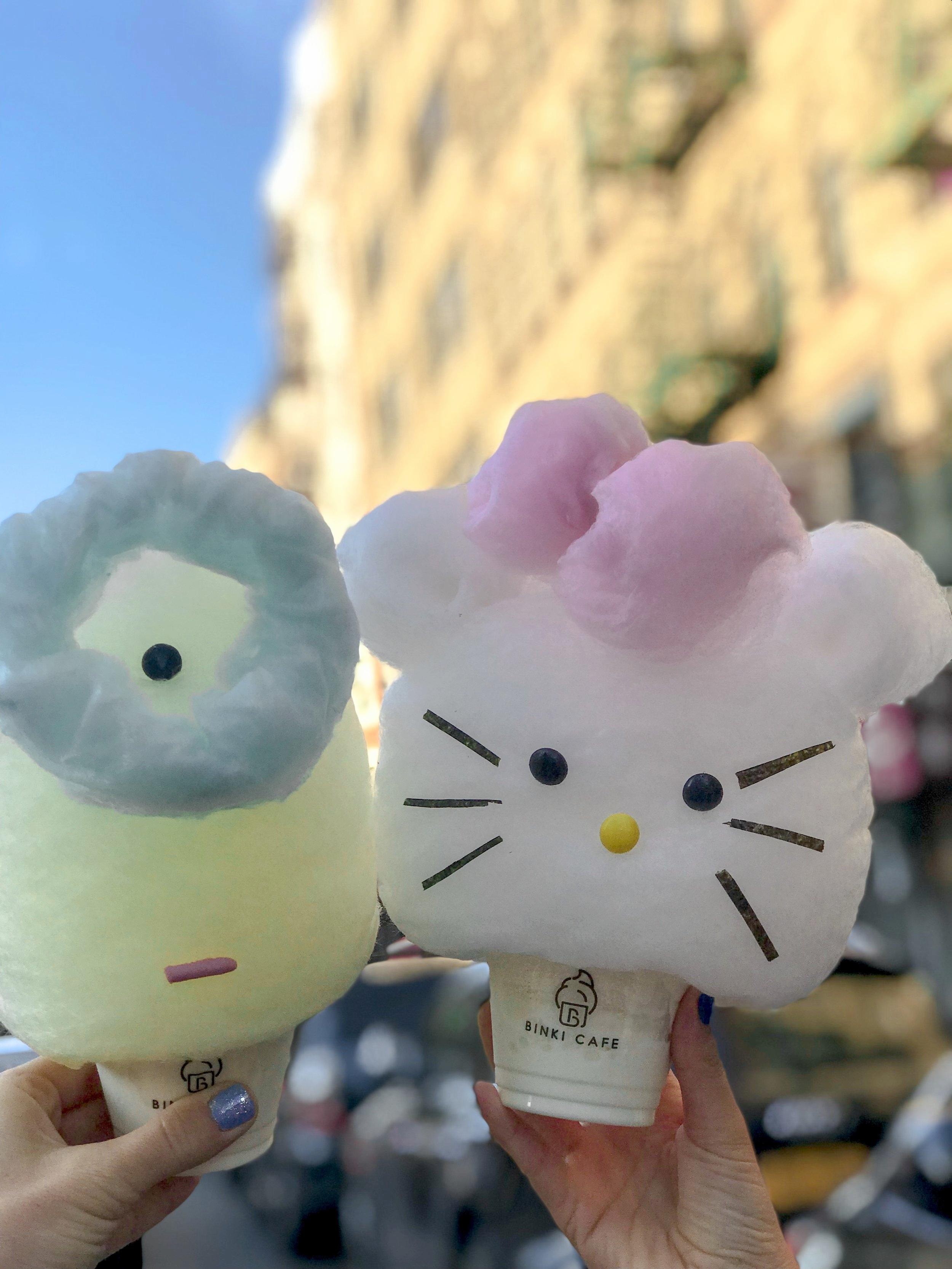 Mister Minion & Hello Kitty