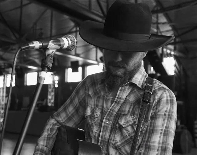 "Shot a video with @westernasfuck in Bar Nunn, Wyoming singing the Stan Jones classic ""Cowpoke."" Link in bio."
