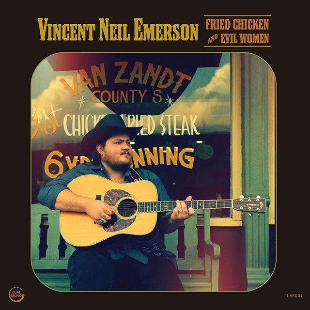 My good buddy @vincentneilemerson has a record out today. Proud of you pard. Best country&western album of the year in my opinion. Give it a spin it you're so inclined!