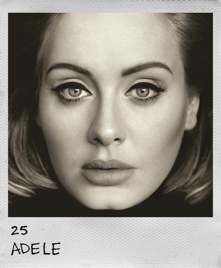 25 • Adele