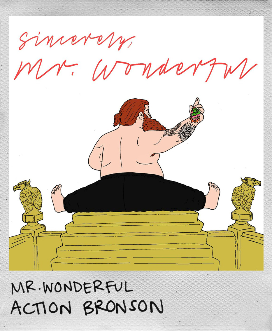 Mr. Wonderful • Action Bronson